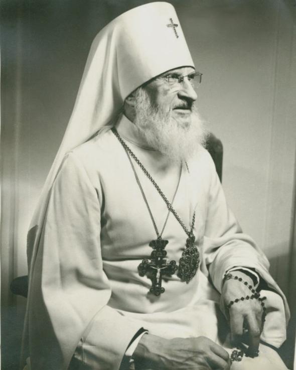 His Eminence, Metropolitan Leonty (Turkevich)