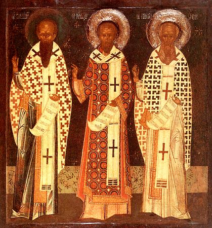 The Three Hierarchs.