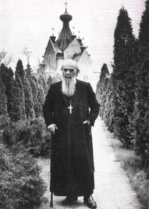 Saint Nikolai of Zhitsa, 1950s.