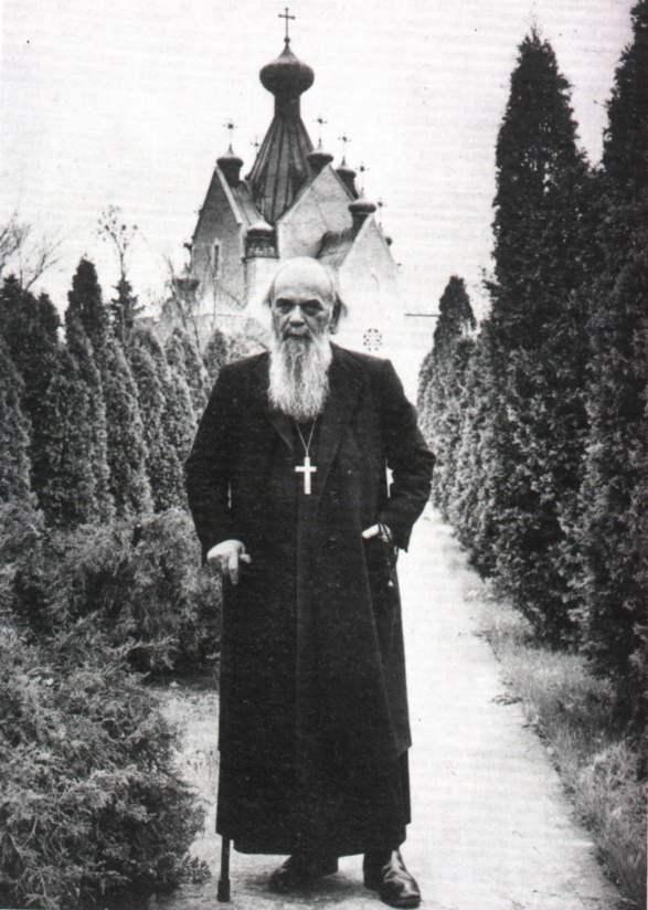 Saint Nikolai of Zhitsa, 1950s.