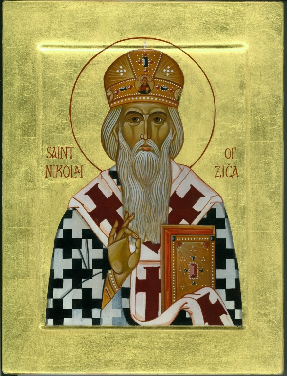 St. Nikolai, Bishop of Zica and South Canaan